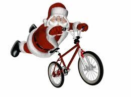 Babbo Natale In Bicicletta.Societa Ciclistica Faentina A S D